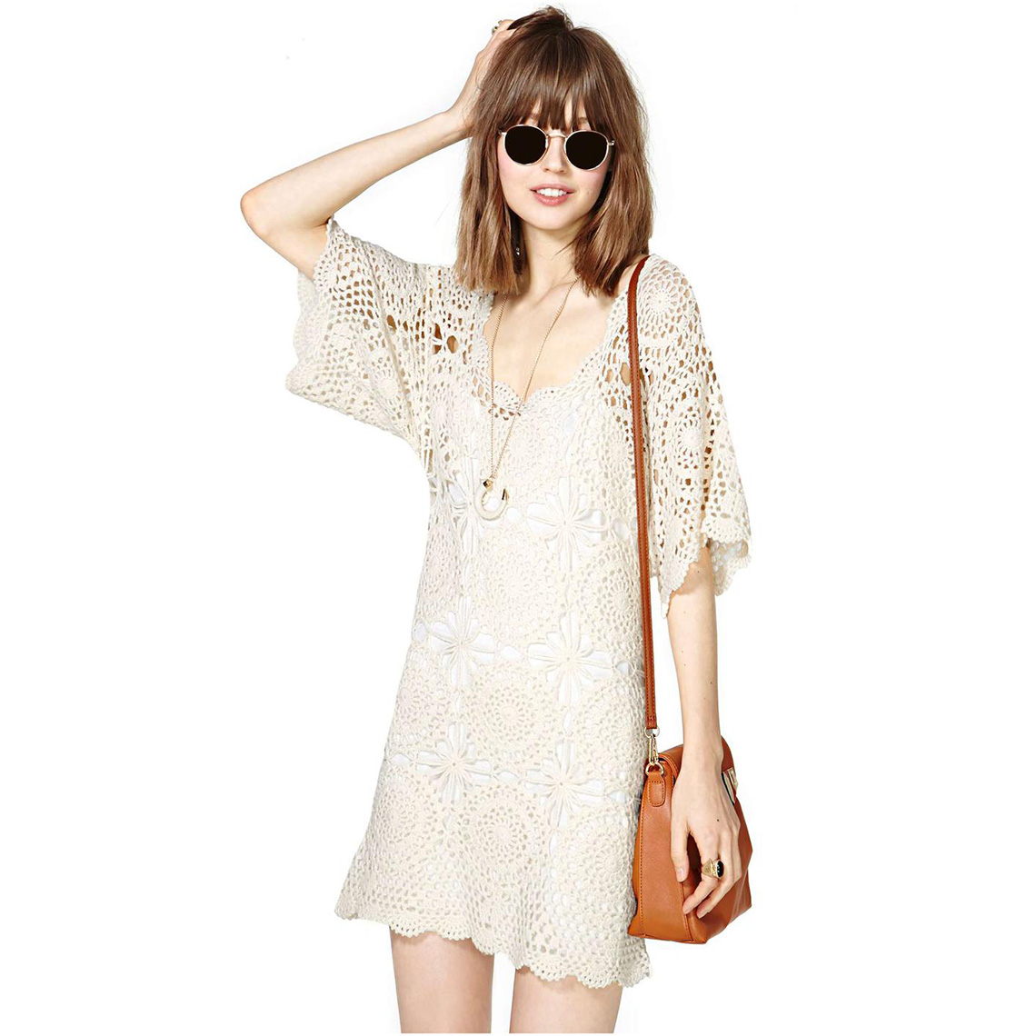 526-Lucca-Couture-Crochet-Shift-Dress-1
