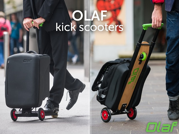 olaf scooter
