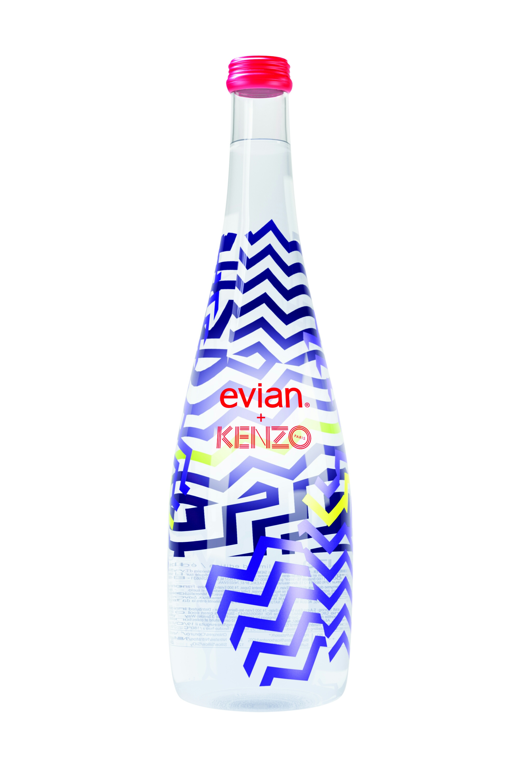 Evian by Kenzo