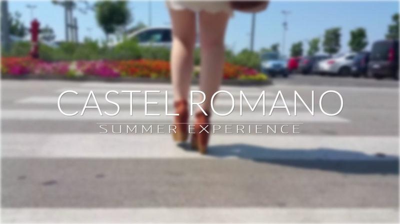 Castel romano designer outlet Saldi &Summer Festival