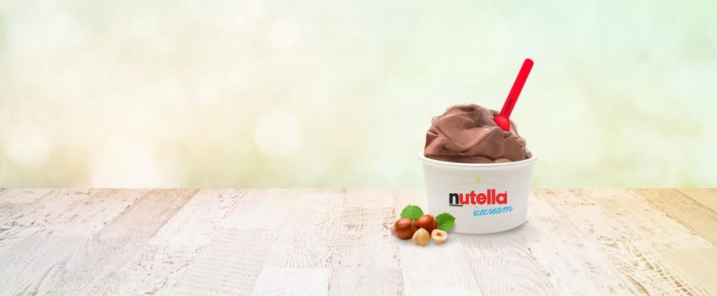 Ferrero, arriva il vero gelato alla Nutella
