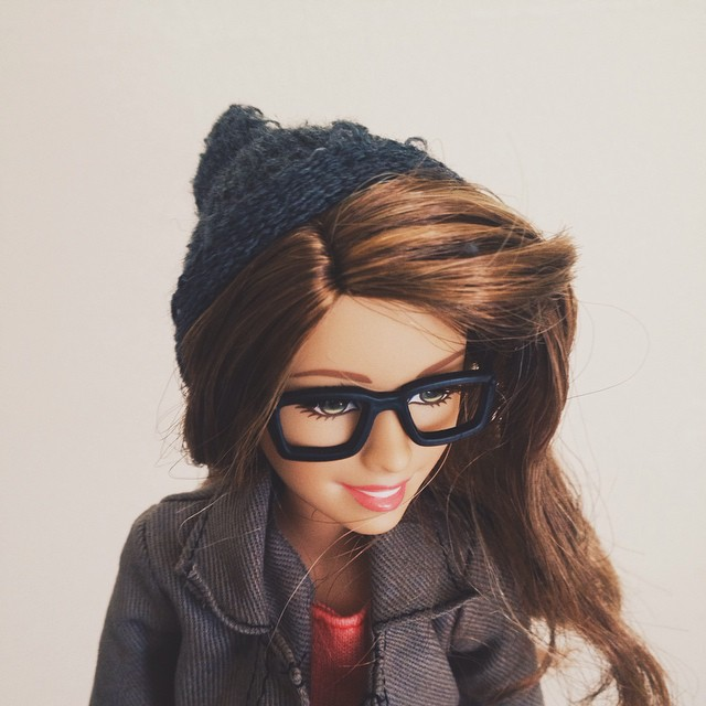 Barbie hipster Dressing&Toppings