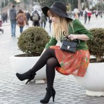 Look per lo shopping natalizio Dressing&Toppings