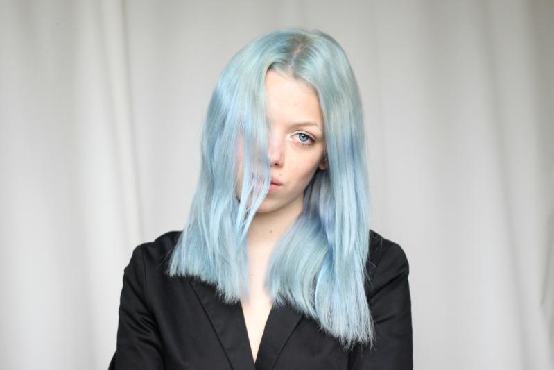 frozen hair dressing&toppings