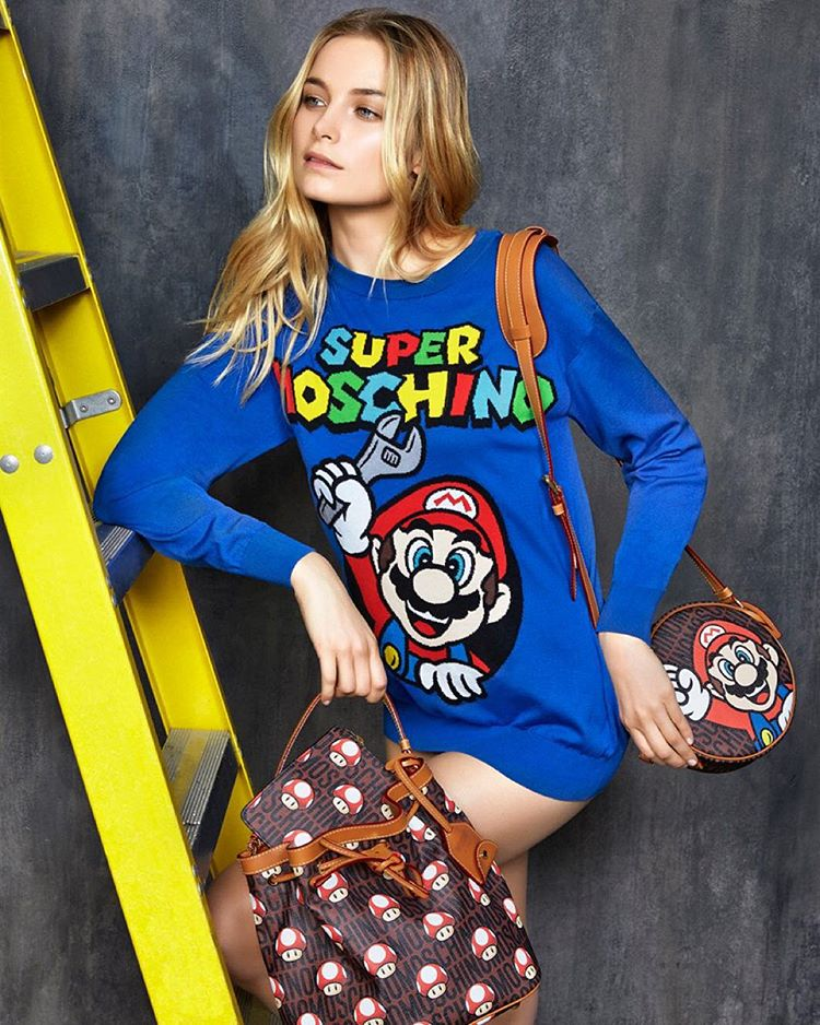 super moschino Dressing&Toppings