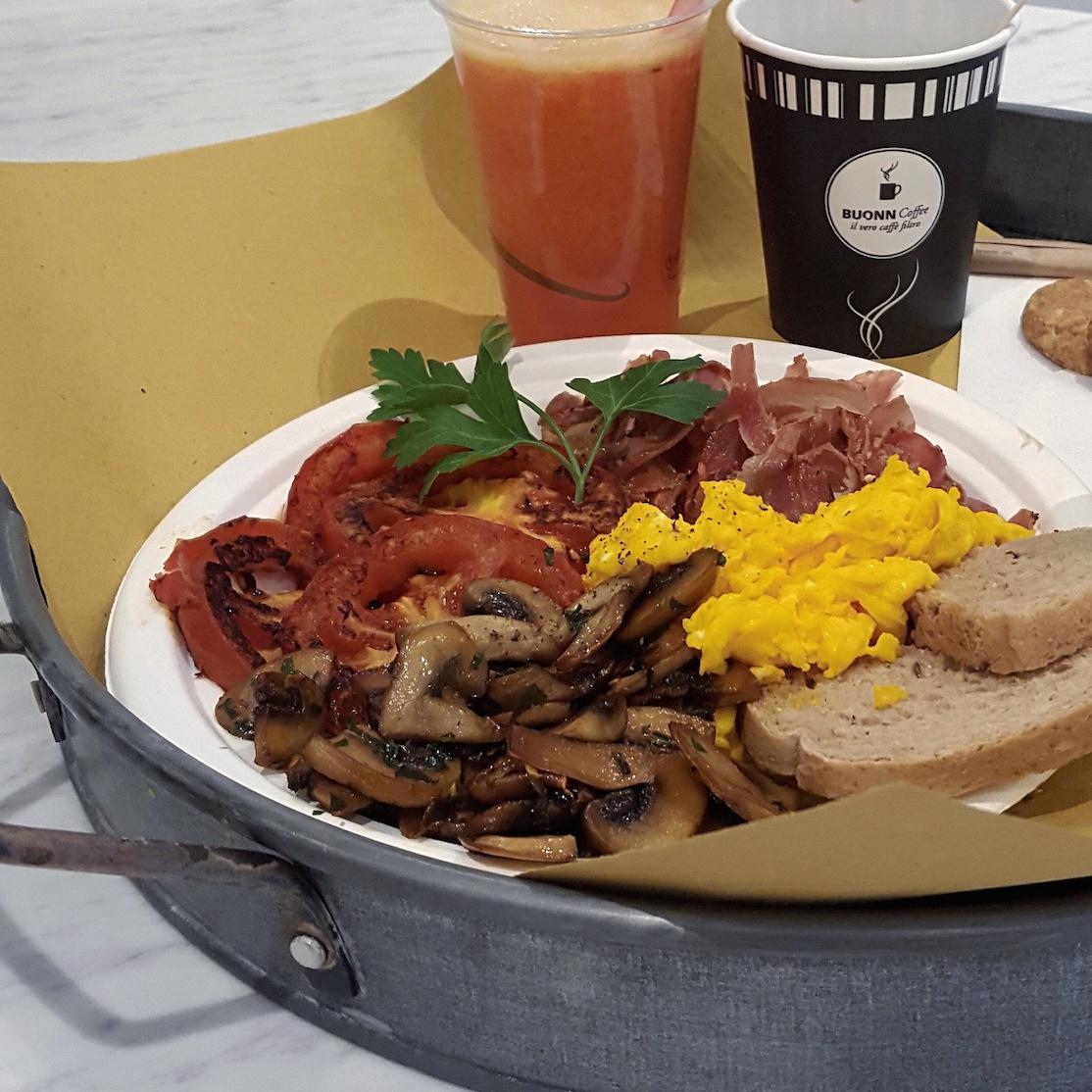 colazione a roma ciao checca dressing&toppings