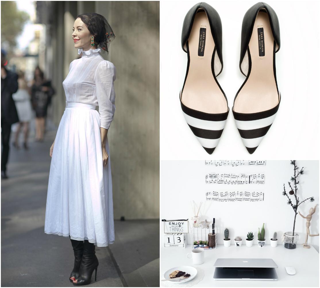 il bianco e nero che fa tendenza dressing&toppings