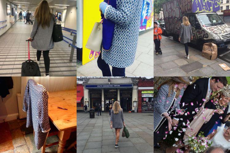 Londra 4rtq4 Lo A Del Zara Thatcoat Cappotto Strano Di Caso z1zSfqx