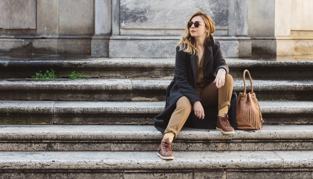 Come indossare la tuta jumpsuit in inverno – Dressing and