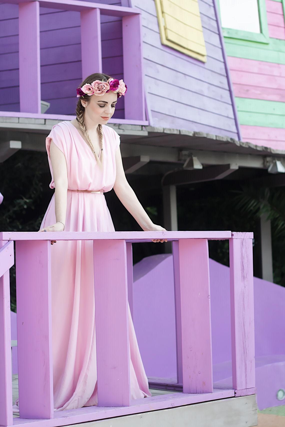 vestirsi di rosa