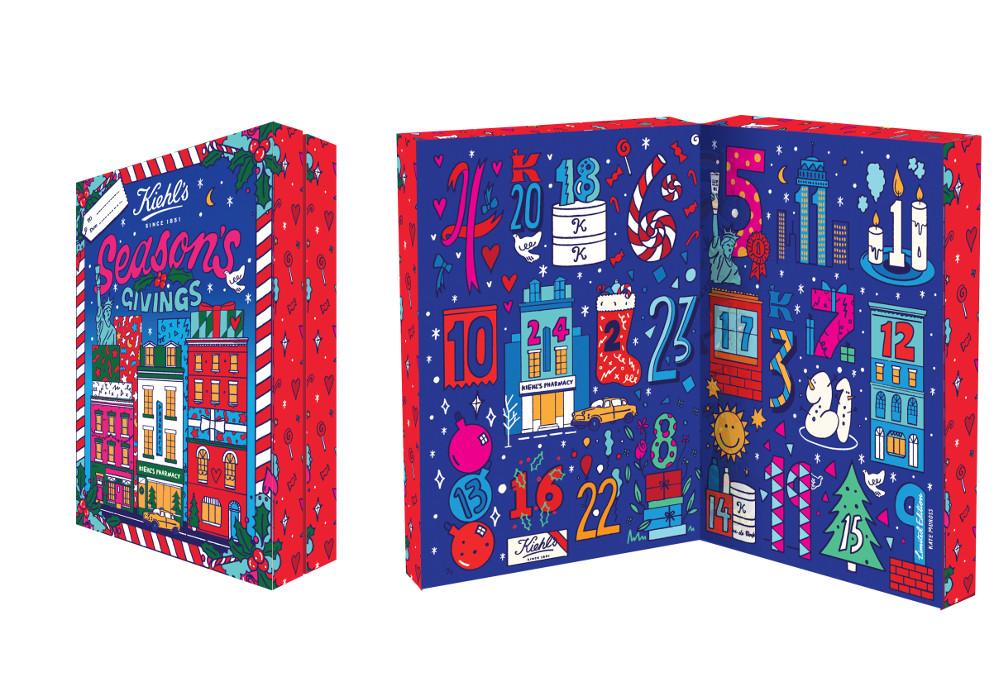 Calendario Avvento Yves Rocher.I 10 Calendari Dell Avvento Piu Belli Del Natale 2017