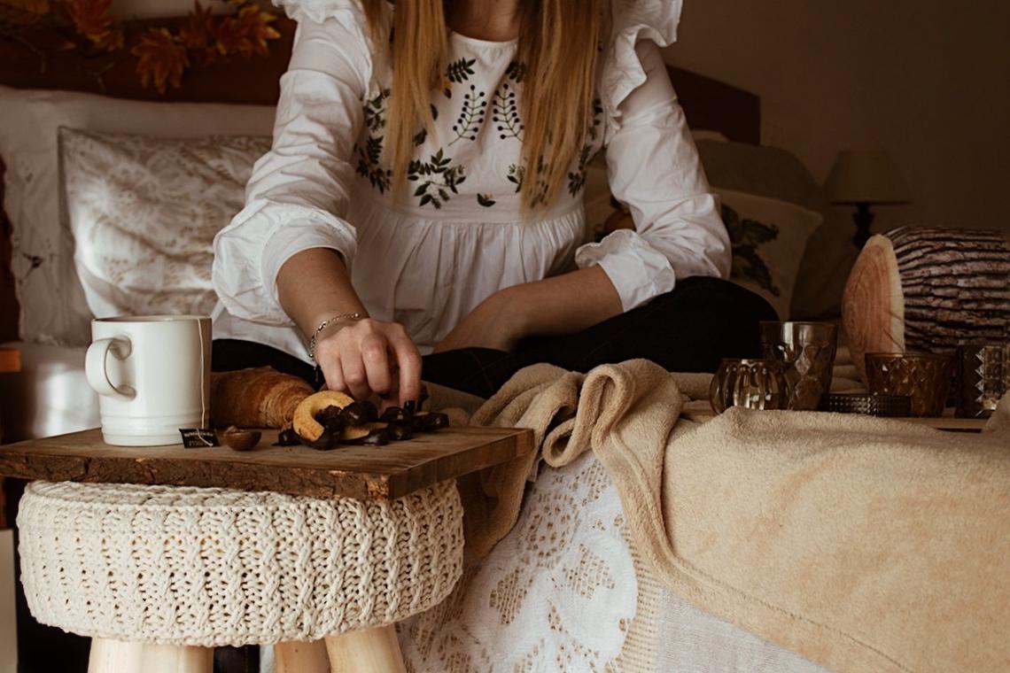 arredare la camera da letto in autunno