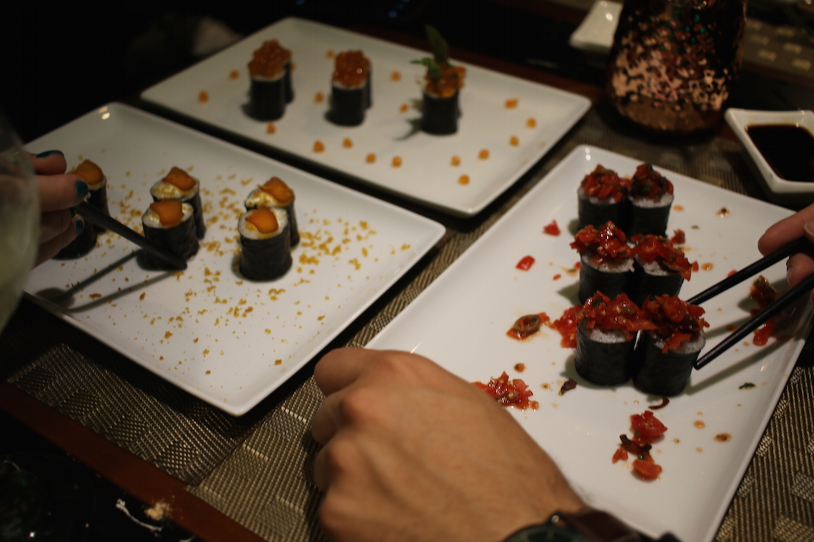 sushi italiano oisushi roma