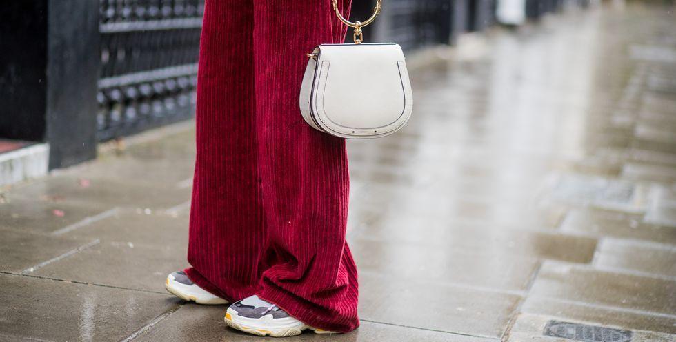 velluto a coste moda