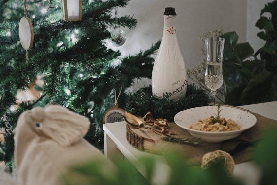 pranzo natalizio mionetto white time