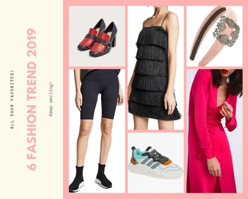 tendenze moda 2019