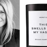 candela al profumo di vagina di gwyneth paltrow
