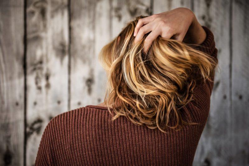 dolore al cuoio capelluto