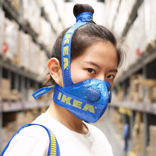 mascherina antivirus
