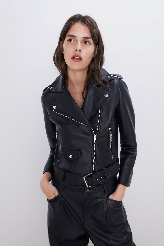 giacca di pelle primavera 2020