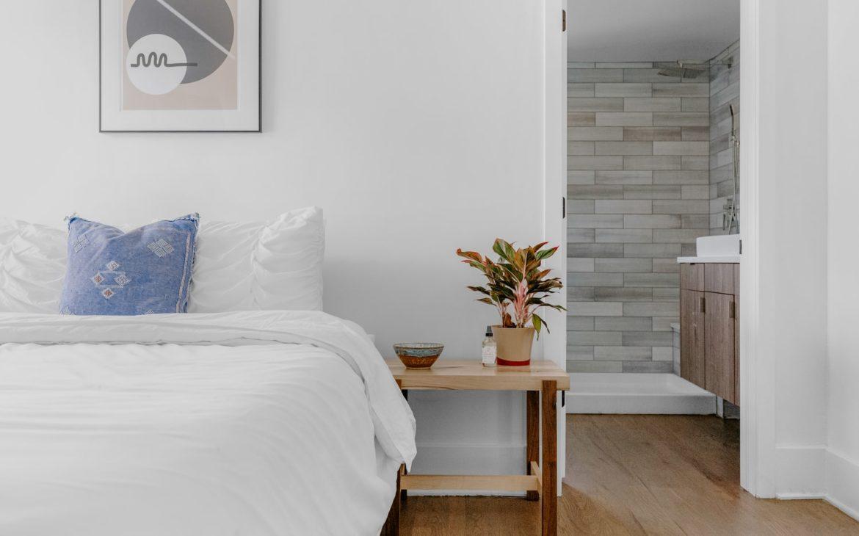 decluttering camera da letto