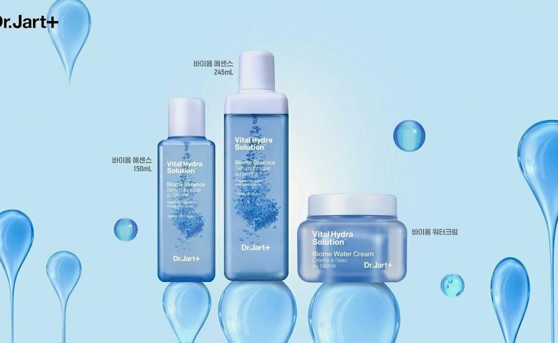 Skincare Dr.Jart Vital Hydra Solution, solo due prodotti per una pelle perfetta
