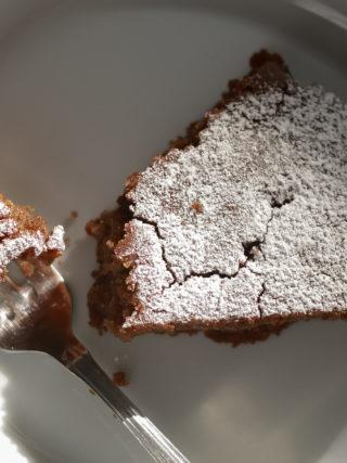 torta di biscotti