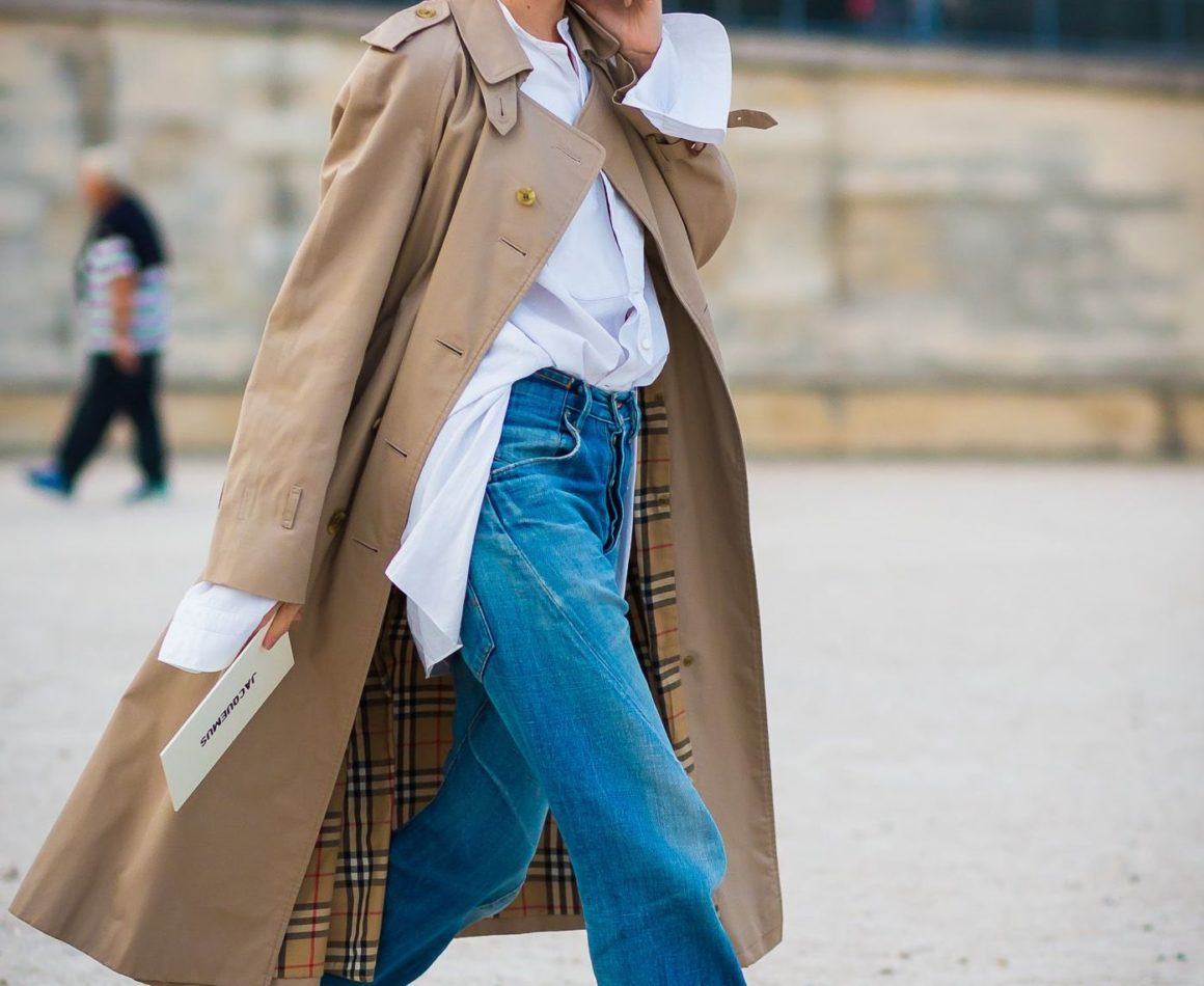 trench coat burberry must have primavera
