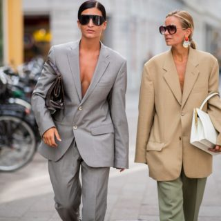 come indossare il blazer in estate