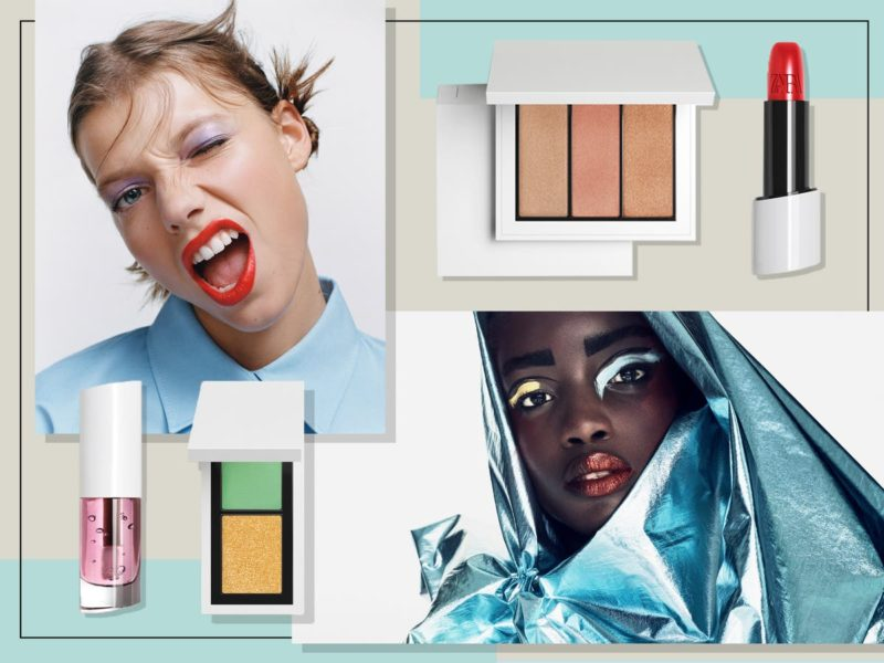 zara beauty make up vegano