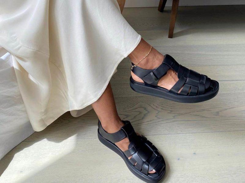 sandali da pescatore